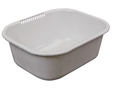 Square Wash Basin Bottom Size 31 x 25cm