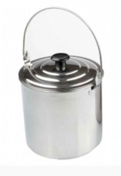 OZTRAIL Stainless Steel Billy 1800ml