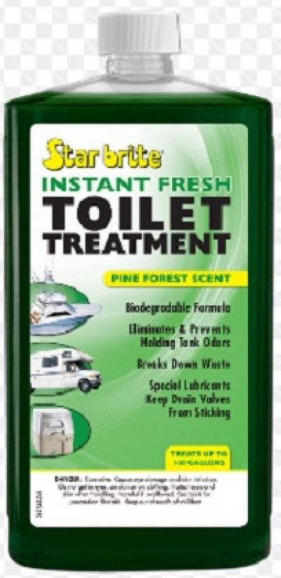 STARBRITE Instant Fresh Toilet Treatment