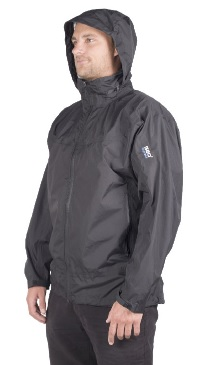 STRATUS Waterproof Jacket in Black