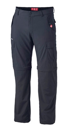 VIGILANTE Ladies Telvern II Zip off pants in ombre colour