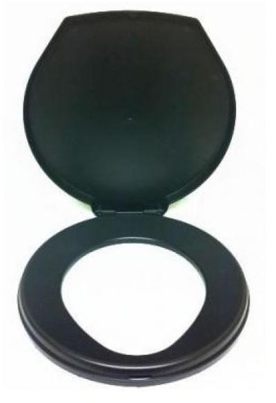 Toilet Lid and Seat