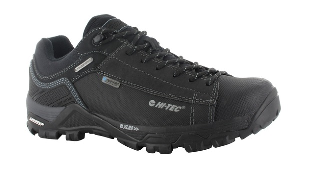 HITEC Mens Trail Ox Low I Waterproof Walking Shoe
