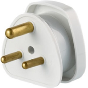 GO TRAVEL AU/NZ to India Travel Adaptor
