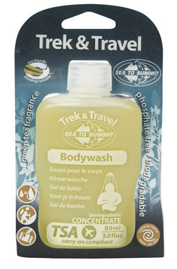 TREK & TRAVEL Bodywash