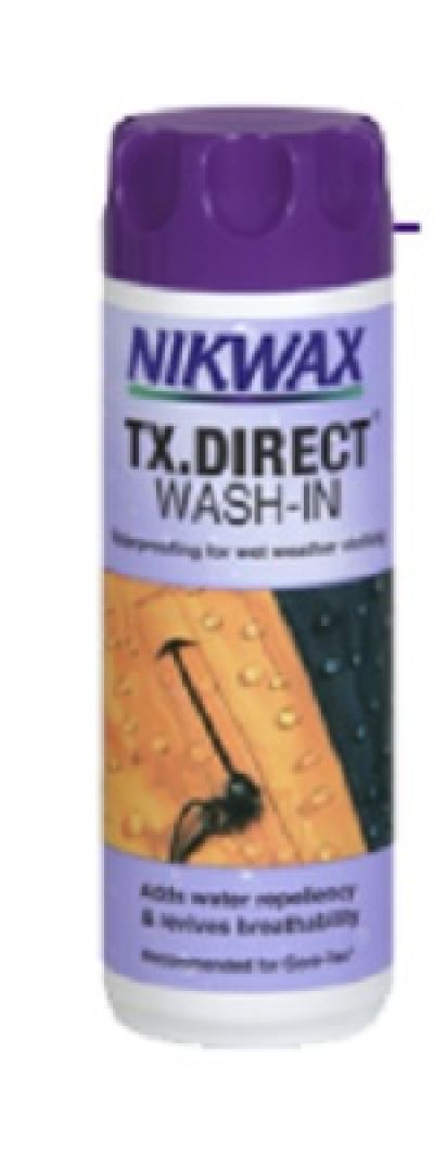 NIKWAX TX Direct Wash in for waterproofing clothing 300ml