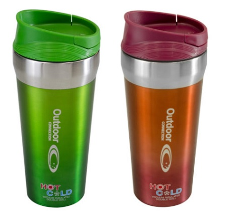 OUTDOOR CONNECTION Vacuum Insulated Mug 380ml