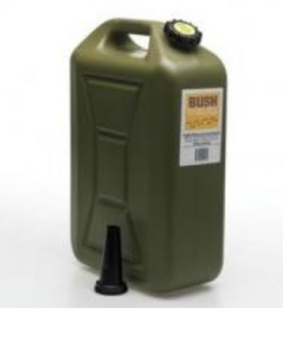 Plastic Water Jerry Can 20 litre