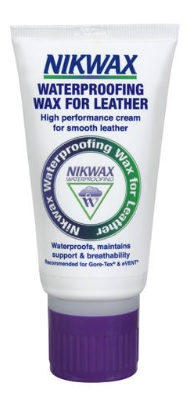 NIKWAX Waterproofing Wax for footwear 60ml