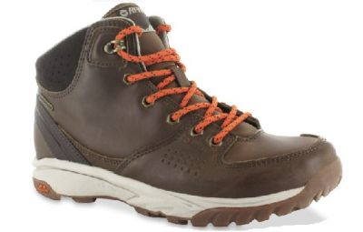HITEC Womens Wild Life Lux I Waterproof Walking Boots Brown