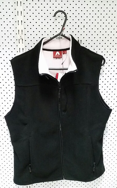 ADVENTURELINE Ladies Glacier Vest in Black