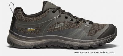 KEEN Womens Terradora WP Walking Shoe