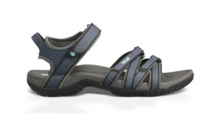 TEVA Womens Tirra Sandal in Bering Sea
