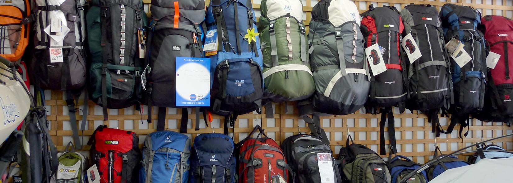 Backpacks, Hiking Packs, Day Packs