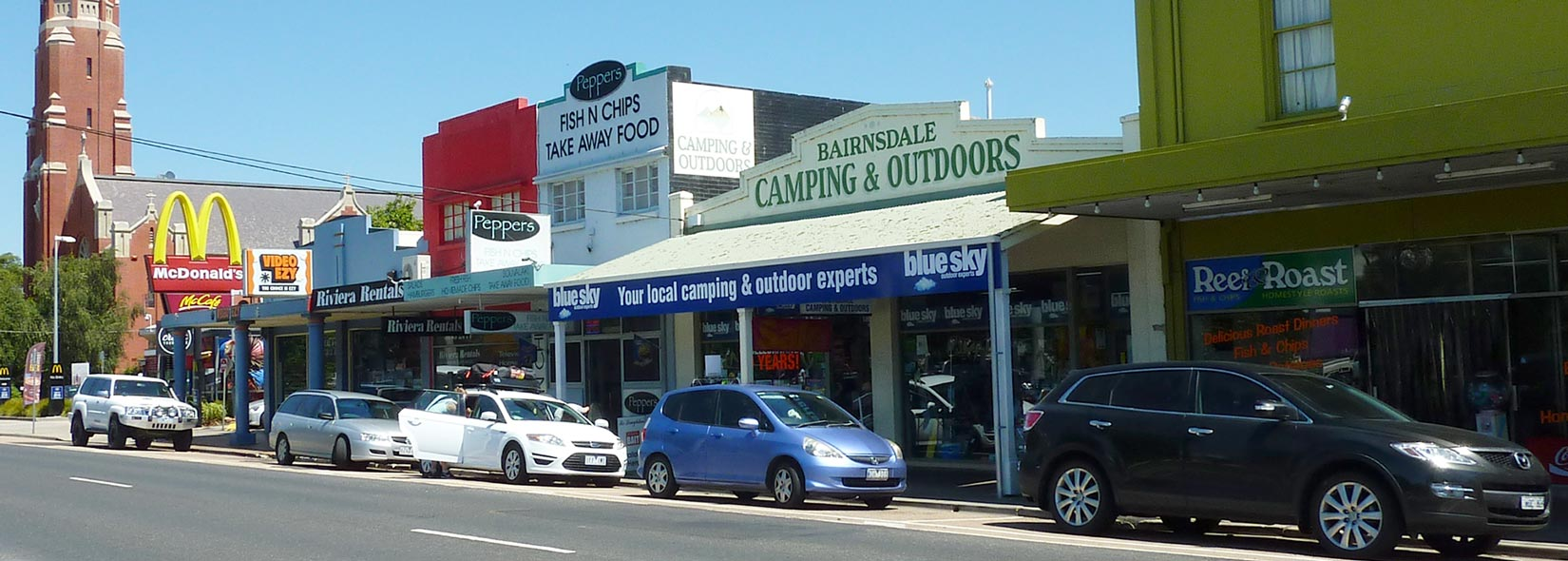 Bairnsdale Camping and Outdoors, 220 Main Street, Bairnsdale