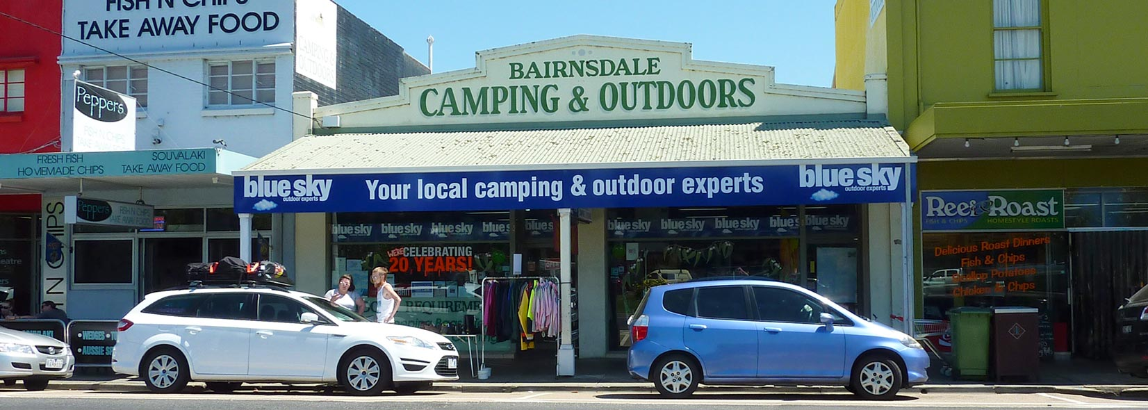 Bairnsdale Camping and Outdoors, 220 Main Street, Bairnsdale, East Gippsland, Victoria