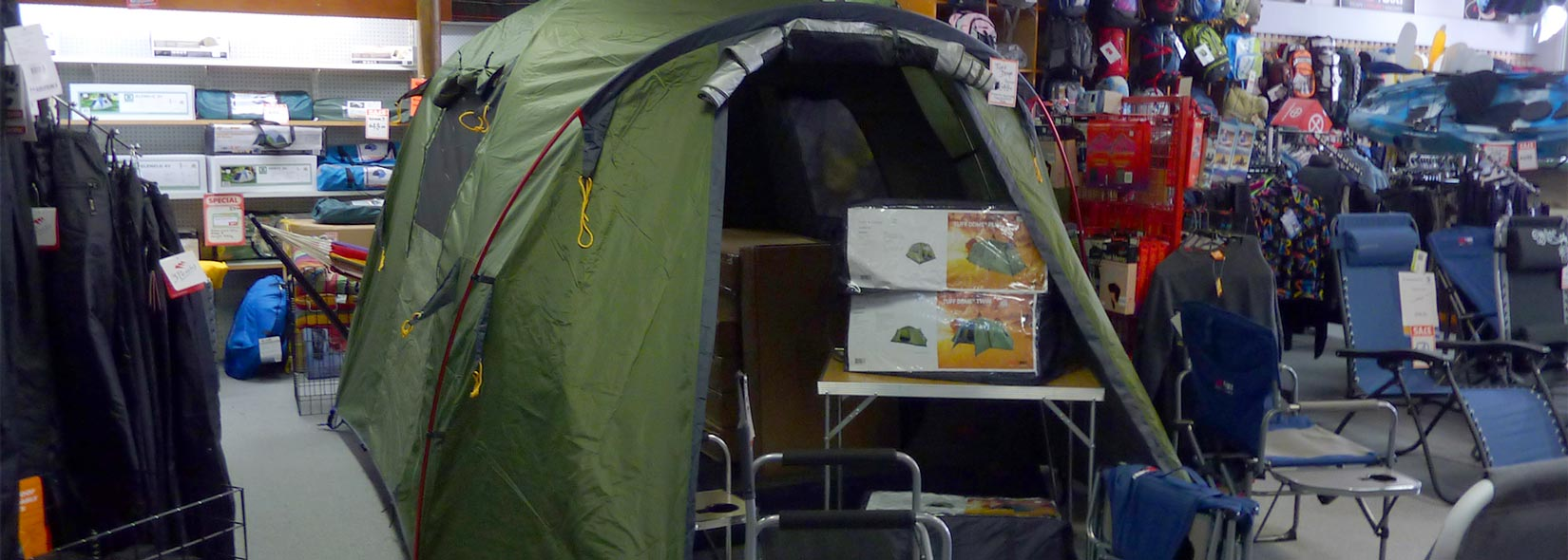 Canvas, Dome, Hiking and Beach Tents